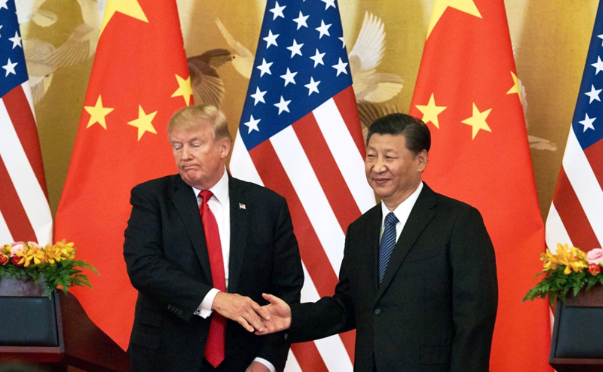 США идет на перемирие в торговой войне с Китаем