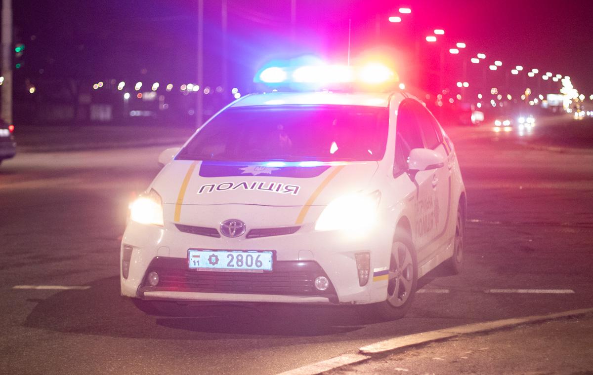Подробности аварии устанавливает полиция