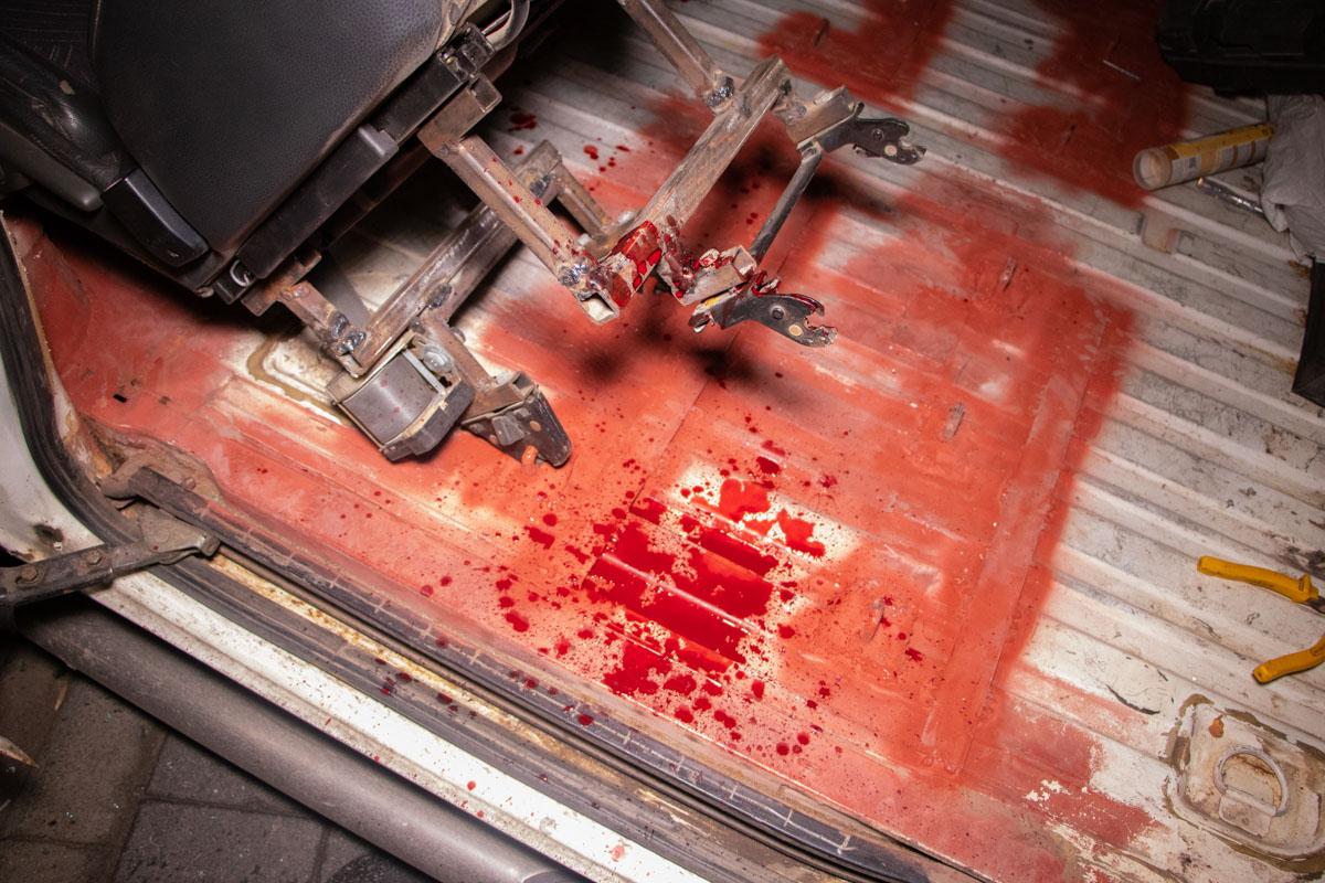 2 пассажира из Mercedes пострадали