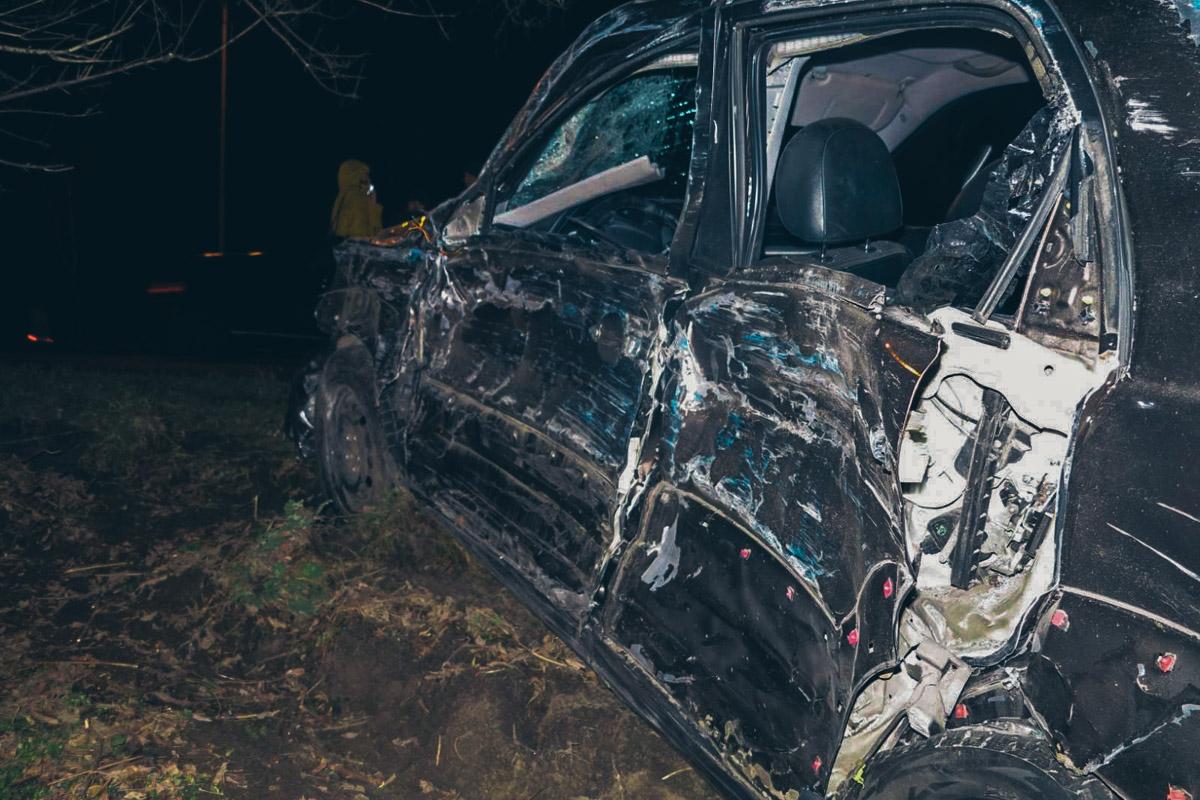 В результате столкновения погибла пассажирка Kia