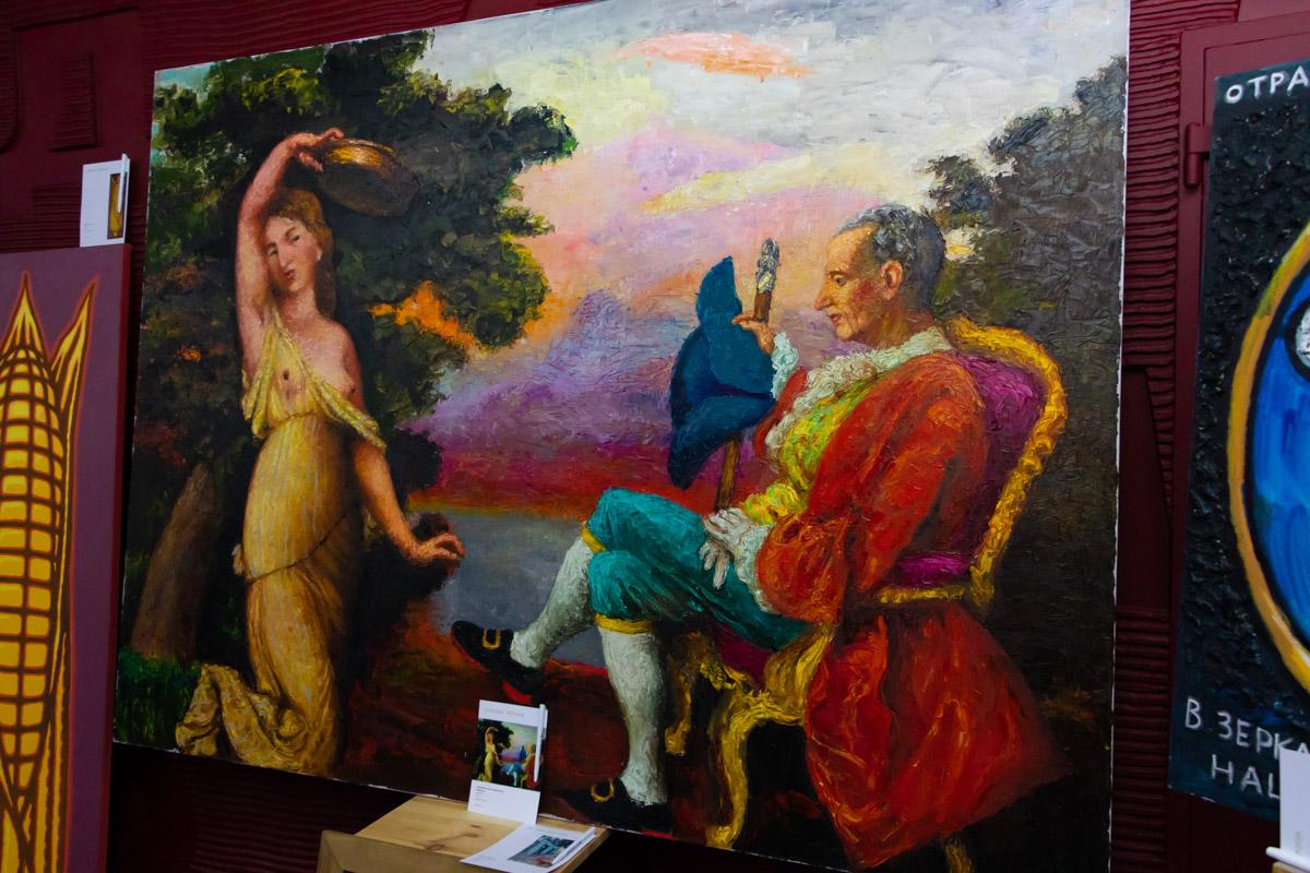 Инициативу по реновации уникального объекта украинского культурного наследия поддержали знаменитые артисты и художники