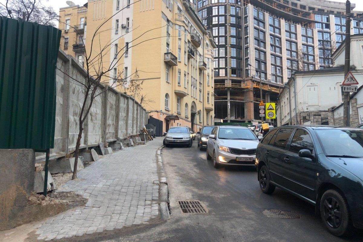 Полностью завершить ремонт планируют завершить до 30 апреля