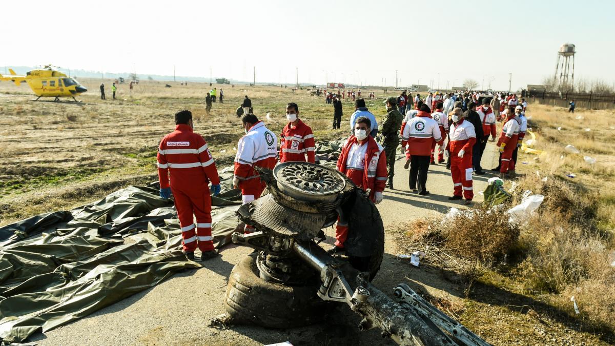 Все тела погибших украинцев доставят на родину 19 января