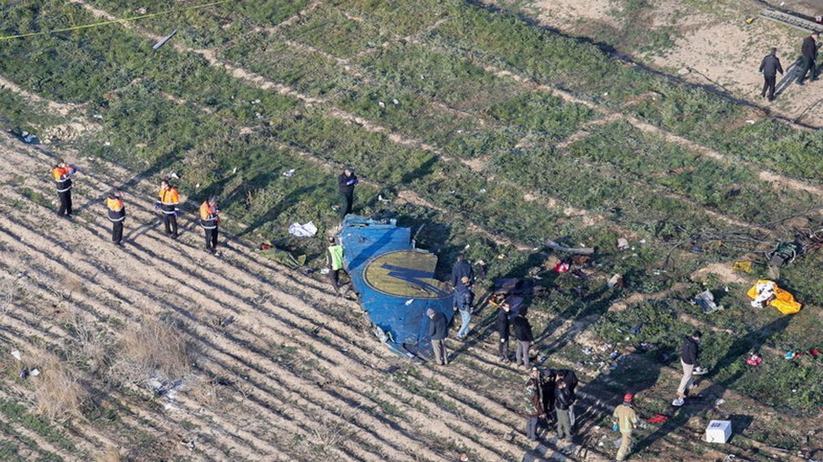 В день авиакатастрофы был найден первый черный ящик