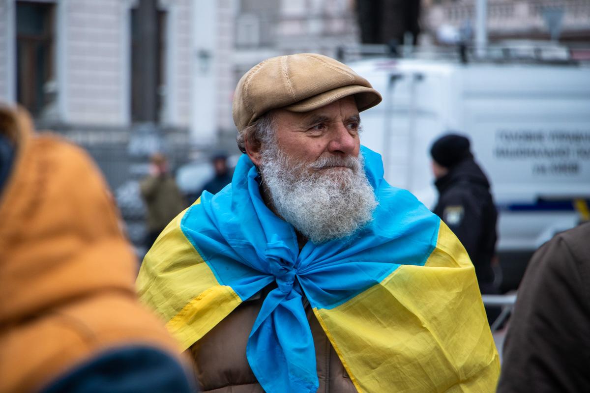 Виктор Кобзар - фермер из Днепропетровской области