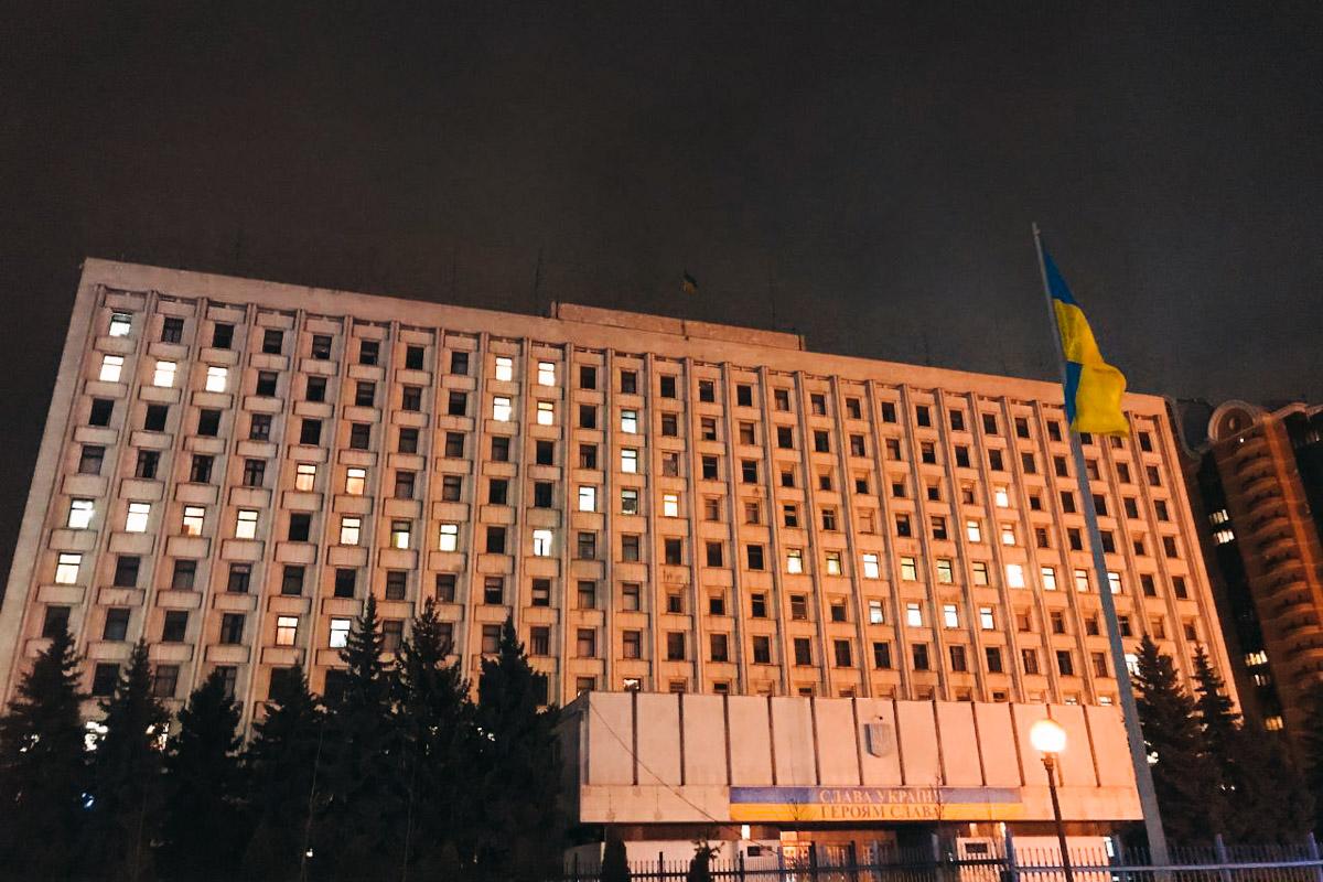 Смертельный выстрел случился в здании ЦВК