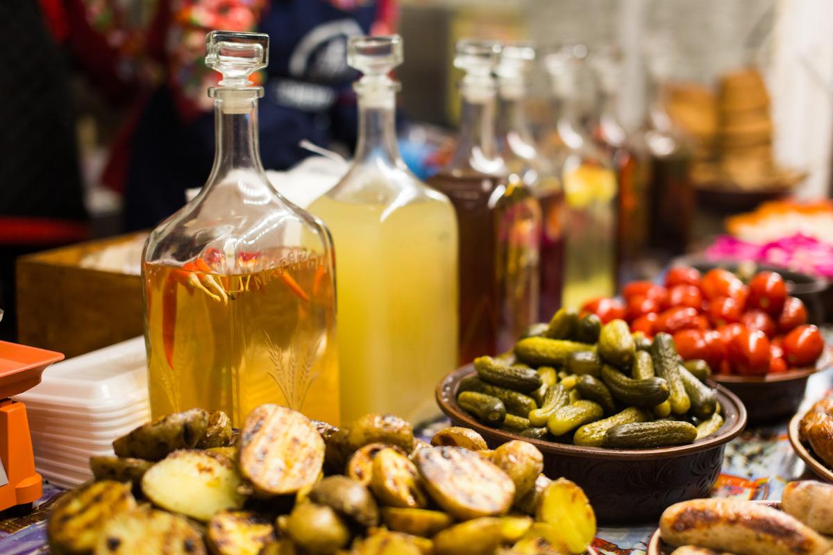 1 и 2 февраля на ВДНГ будут угощать самыми популярными украинскими напитками