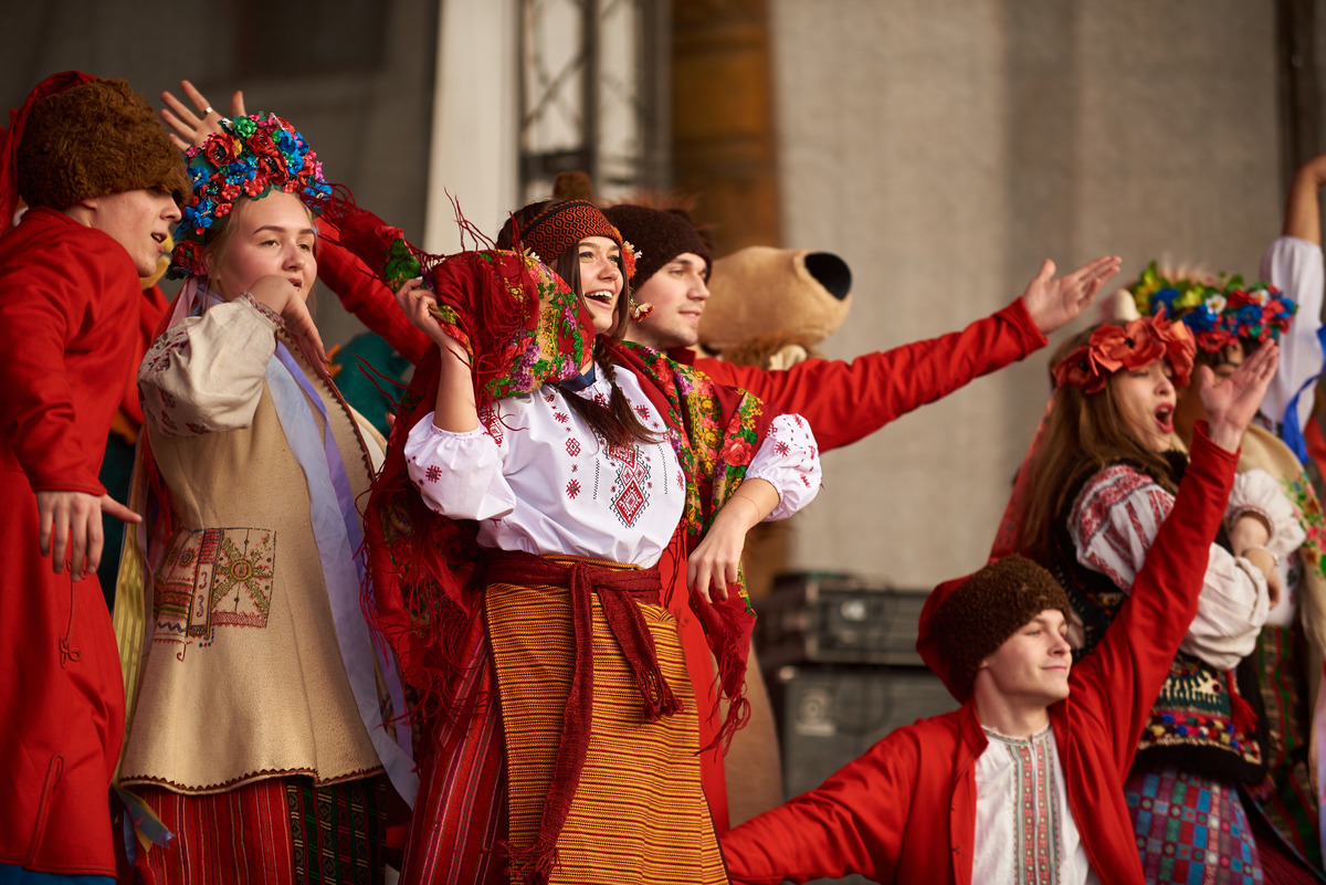 8 и 9 февраля на ВДНГ будут посвящены самому известному украинскому блюду – вареникам