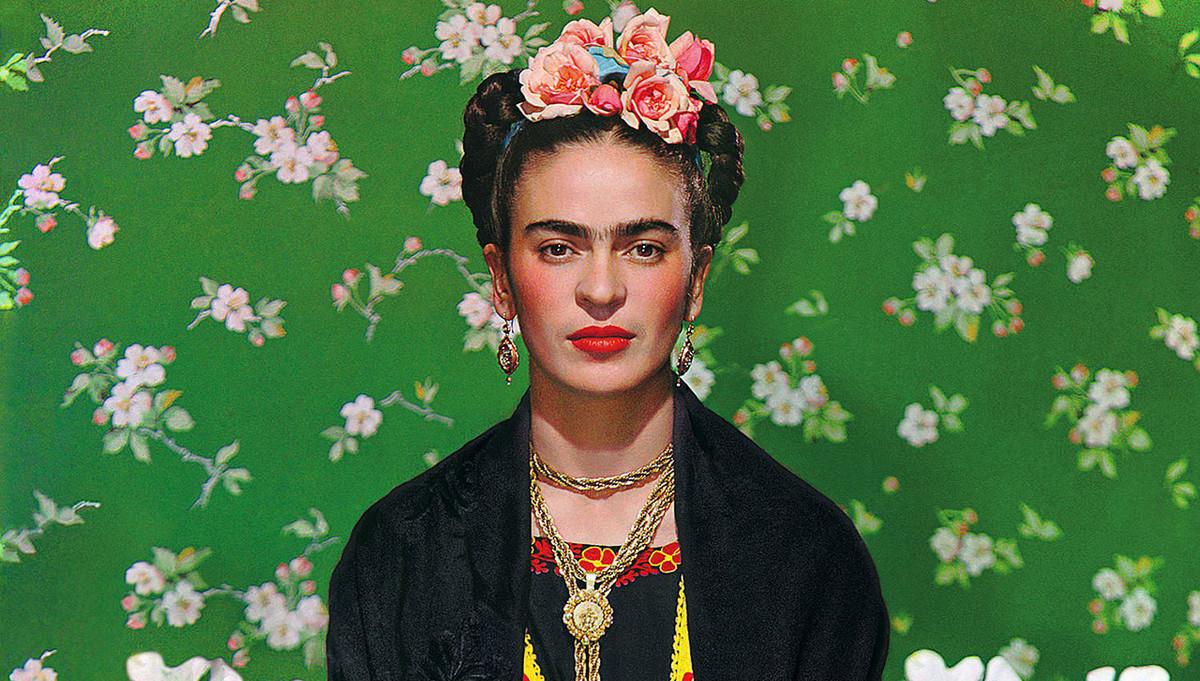 Фрида Кало: Любовь в картинках