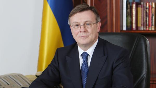 Экс-министр иностранных дел Леонид Александрович Кожара