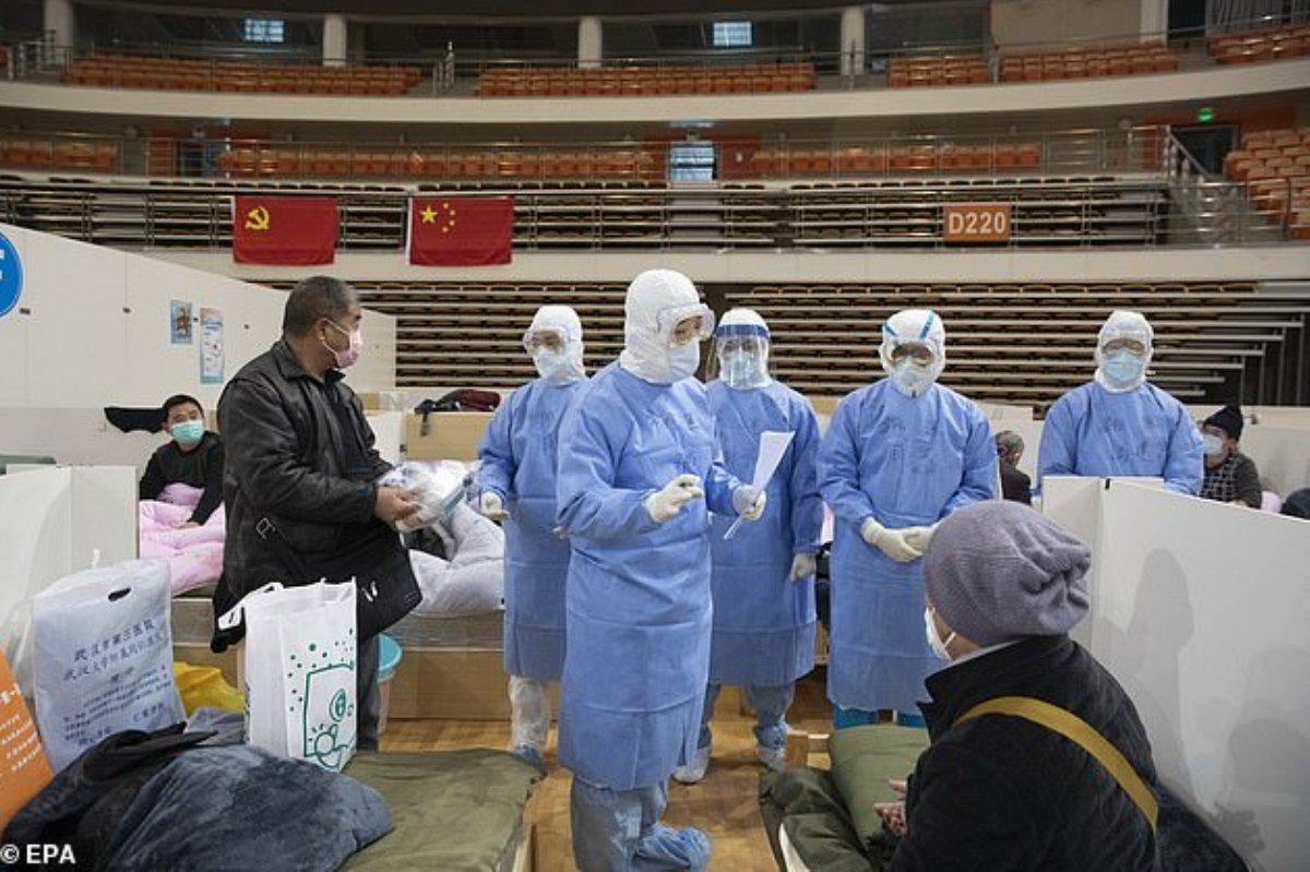 В Египте зафиксировали первый случай заражения коронавирусом