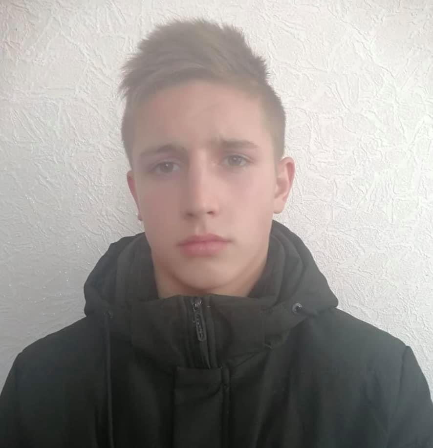 Под Киевом пропал 15-летний Осницкий Вячеслав