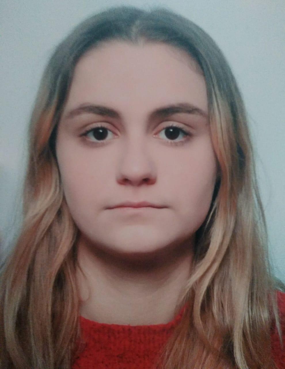 В Киеве ищут 17-летнюю Николаенко Веронику
