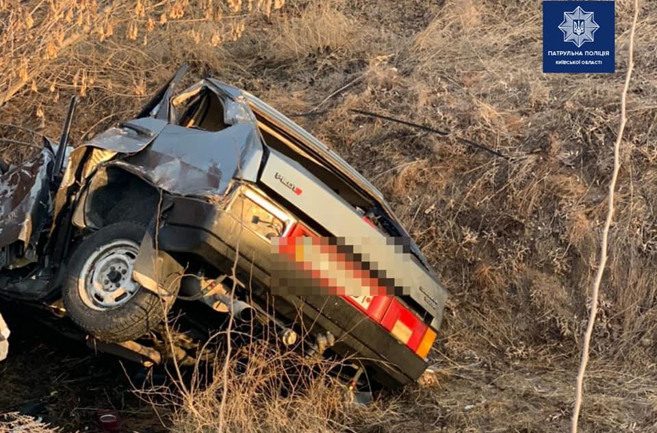 В результате аварии один человек погиб, еще один пострадал