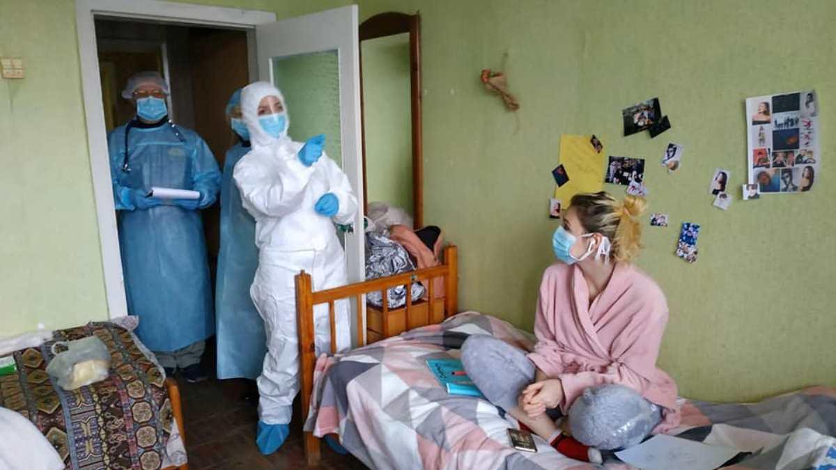 Появились результаты тестов у эвакуированных из Уханя украинцев