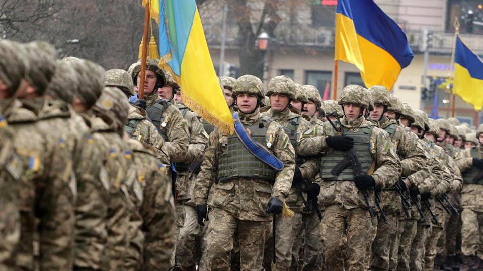 """В ВСУ отдельным приказом закрепят приветствие """"Слава Украине"""""""