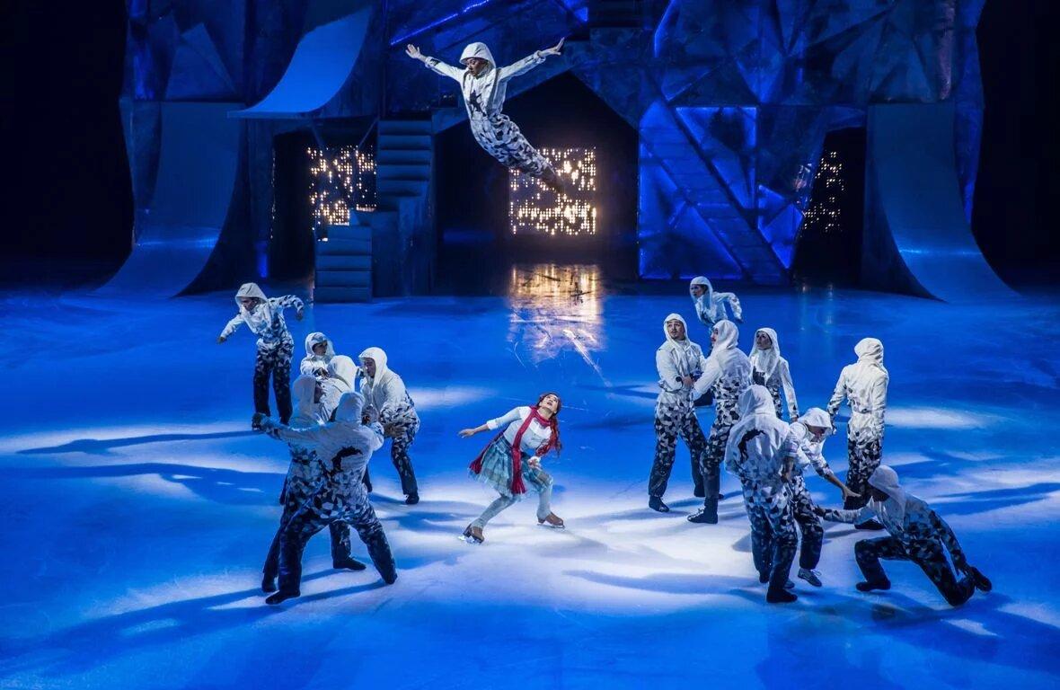 Cirque du Soleil - это всегда взрыв и фонтан эмоций
