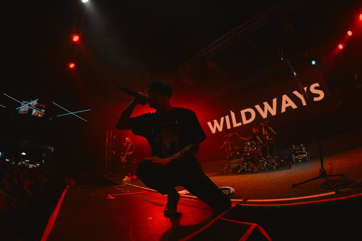 Wildways достойно разогрели толпу