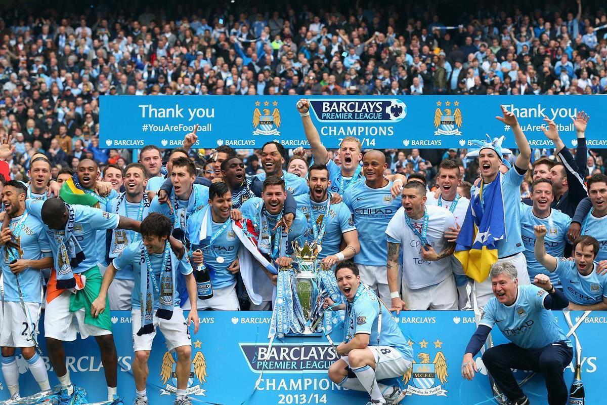 """Манчестер Сити"" исключили из Лиги чемпионов на 2 сезона"