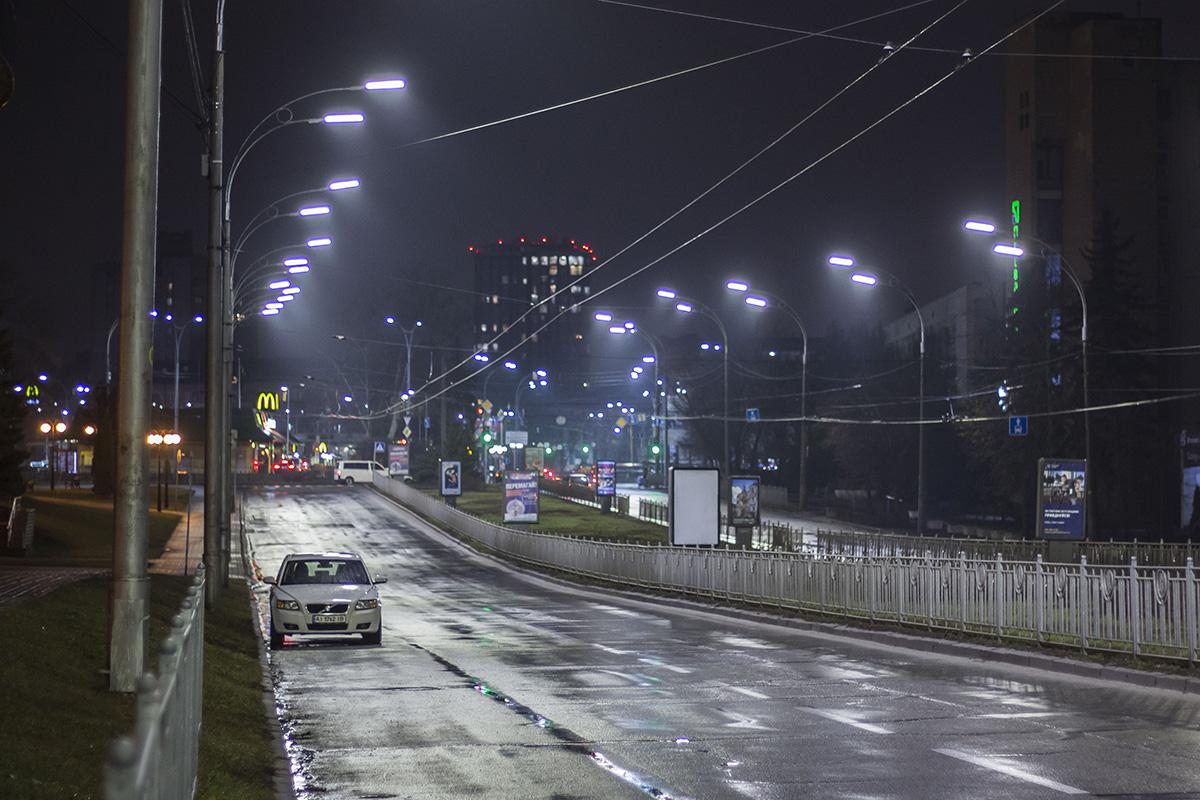 Вид в сторону Севастопольской площади