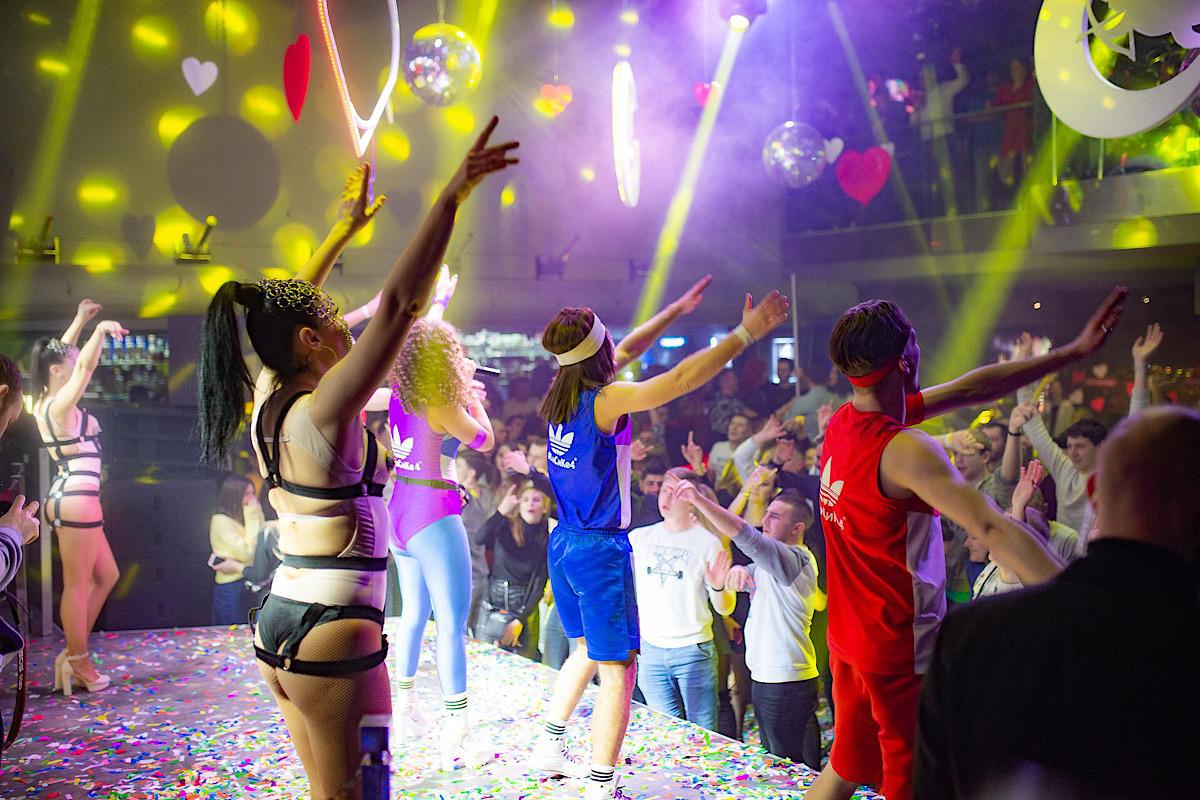 Этот #PartyHub запомнится всем надолго