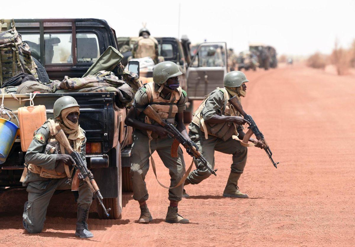 Всего в результате нападений в одном регионе Мали погибли около 40 человек