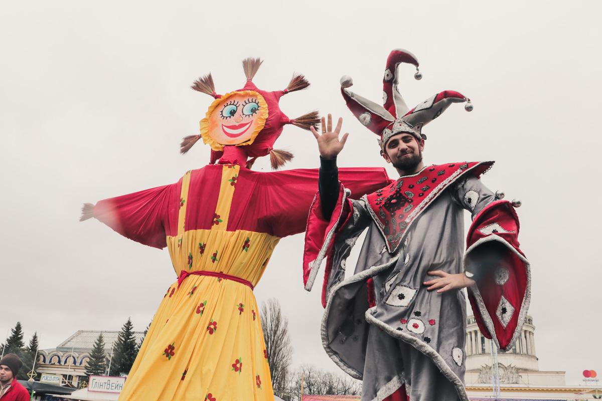 Как и любой древний праздник, у Масленицы есть масса традиций