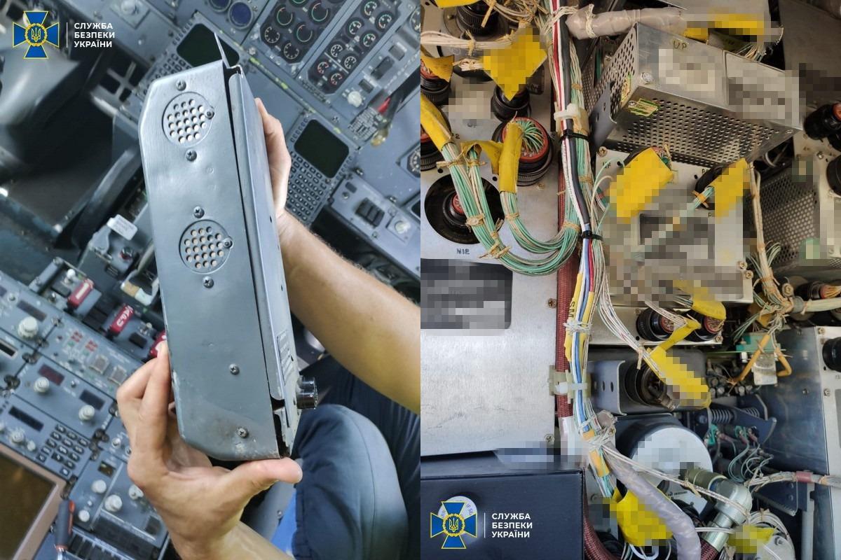 СБУ обнаружила факт подделки документов о ремонте самолетов у одной авиакомпании
