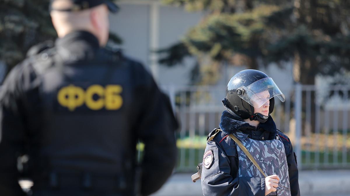 ФСБ задержала украинских рыбаков в Азовском море