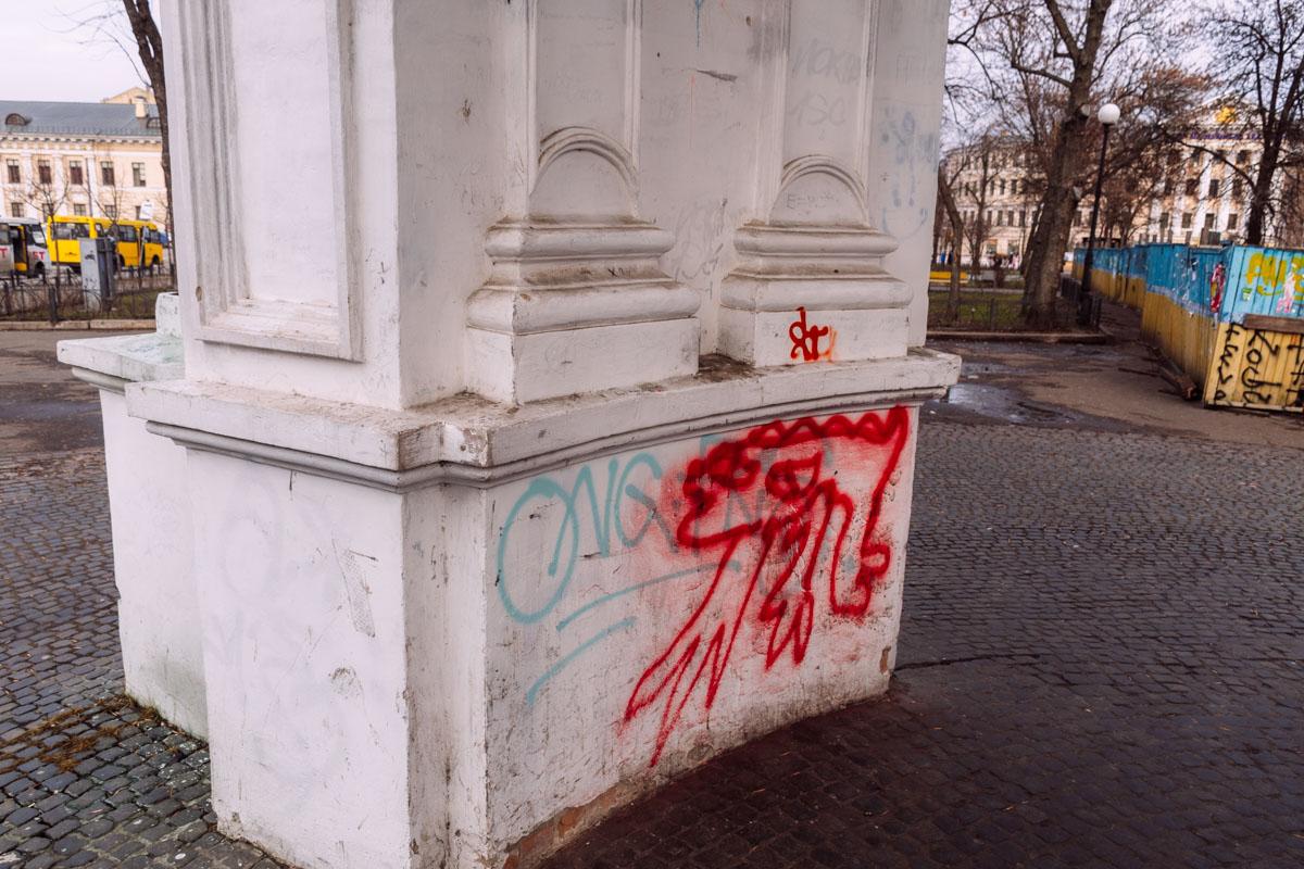 Настенная живопись столицы