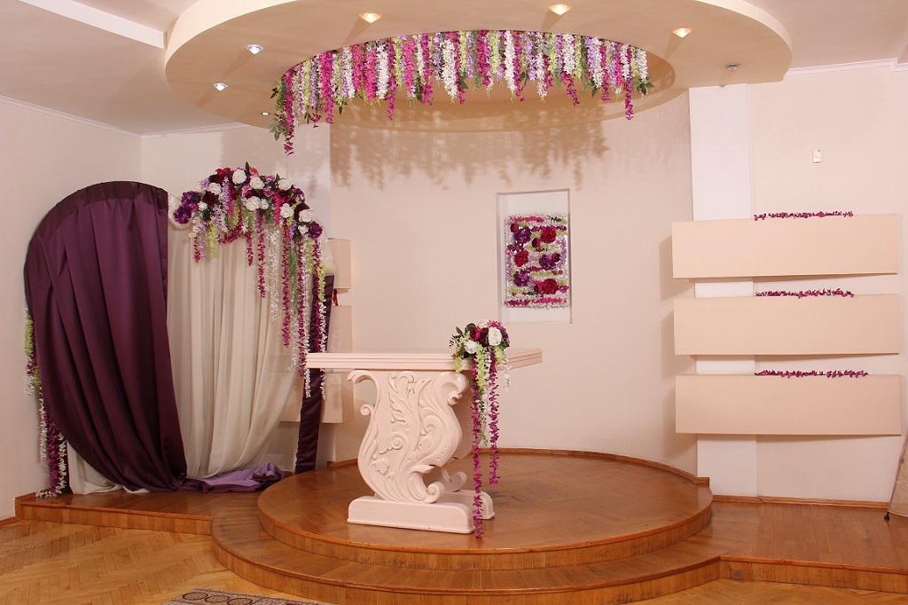 Зал для бракосочетаний в Соломенском районе - личный фаворит