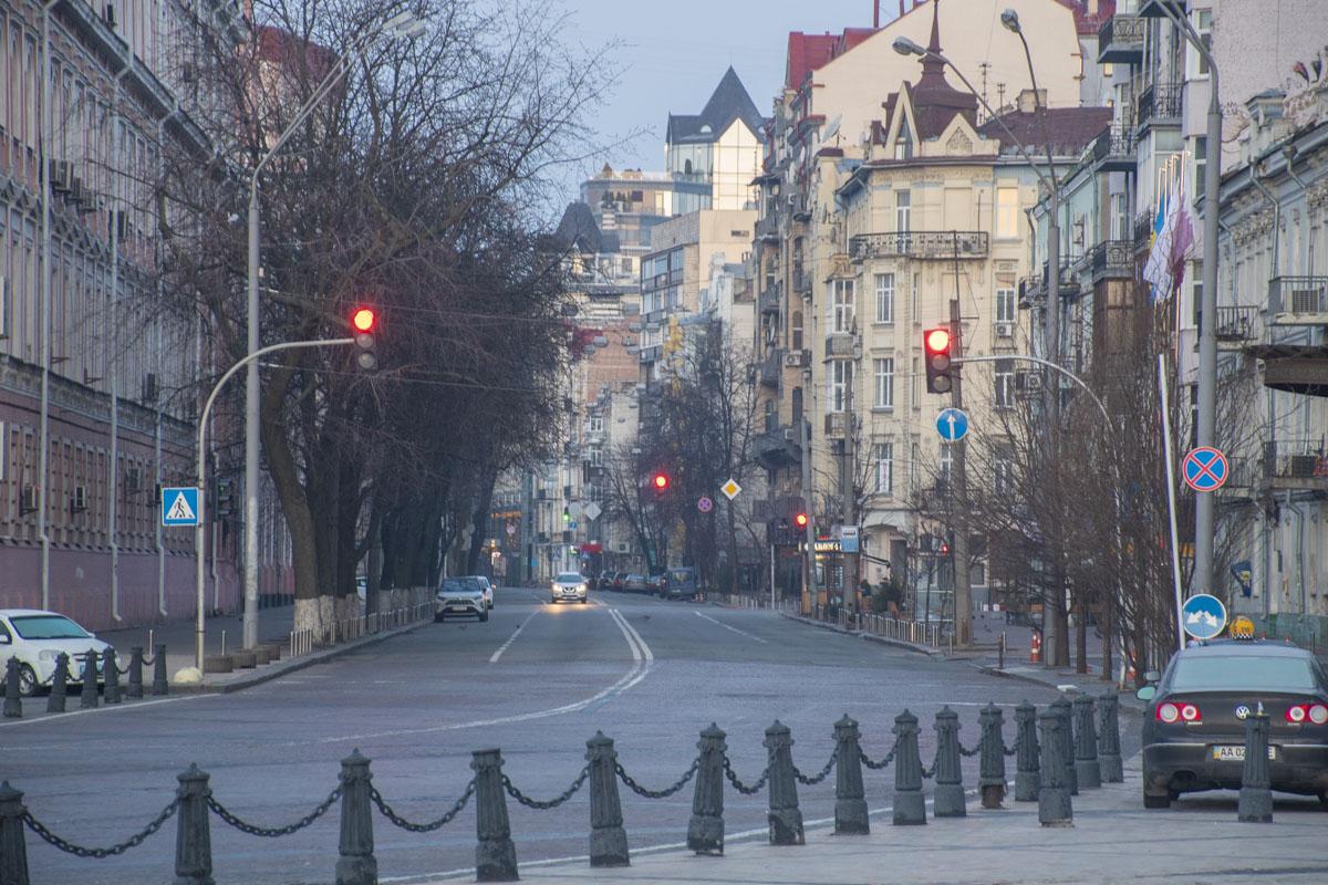 Киев всегда разный