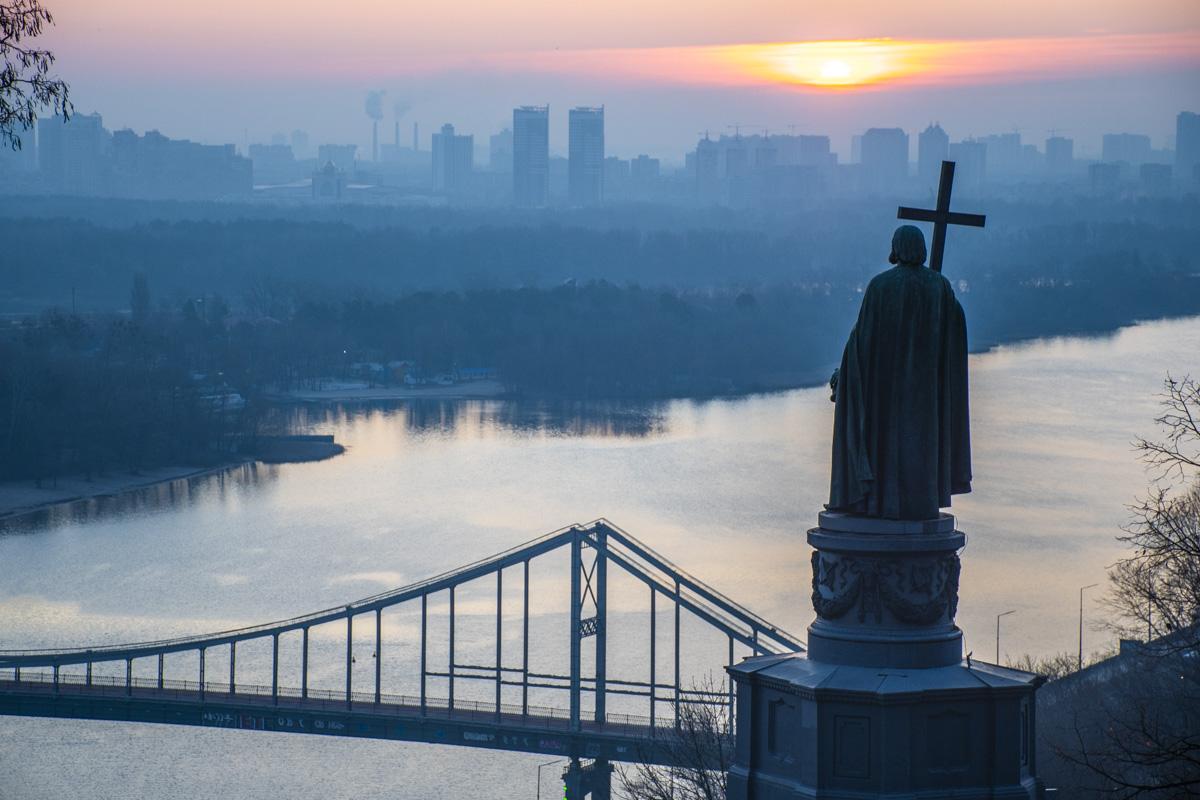 Встретить рассвет, чтобы еще больше влюбиться в Киев