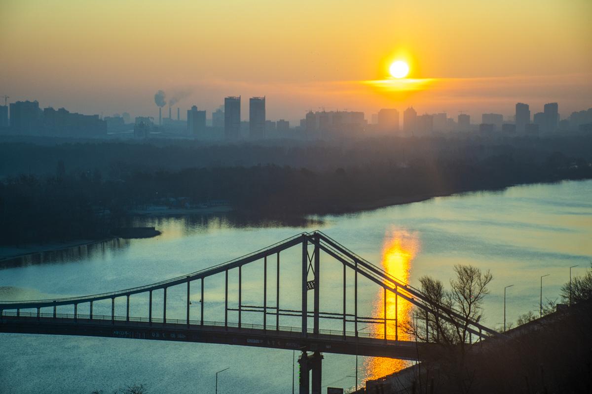 Киевские рассветы