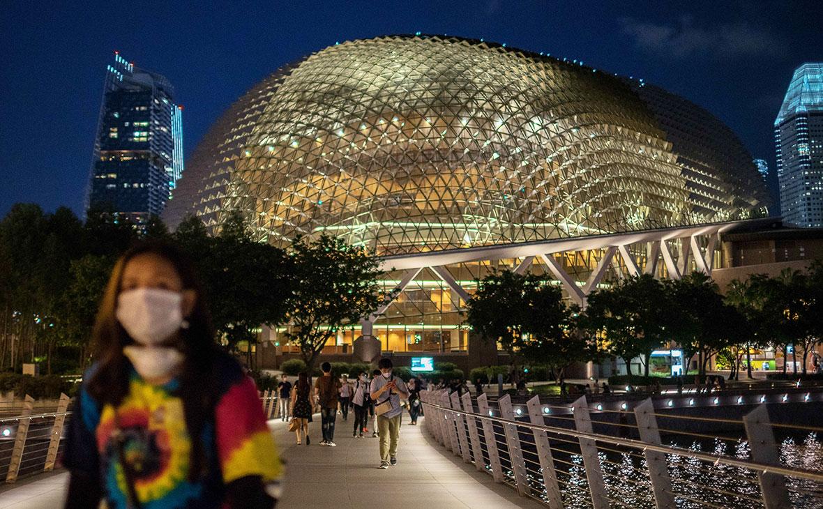 В Сингапуре зафиксировали новые случаи заболевания коронавирусом