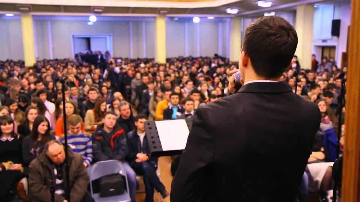 На молодежной конференции Young выступят успешные молодые люди