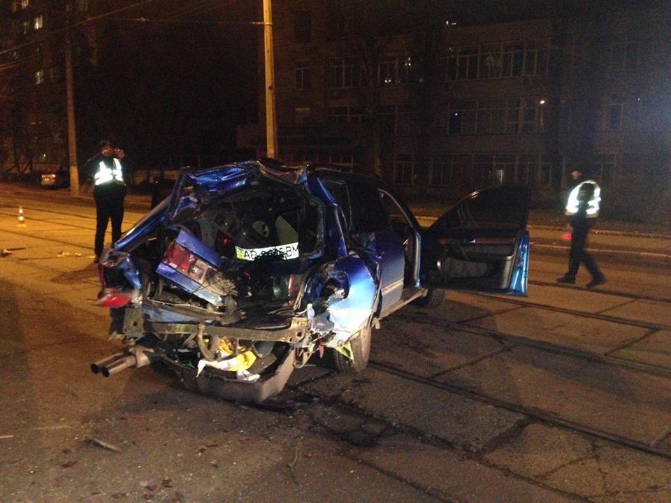 В Audi пострадали три человека. Среди них - беременная женщина