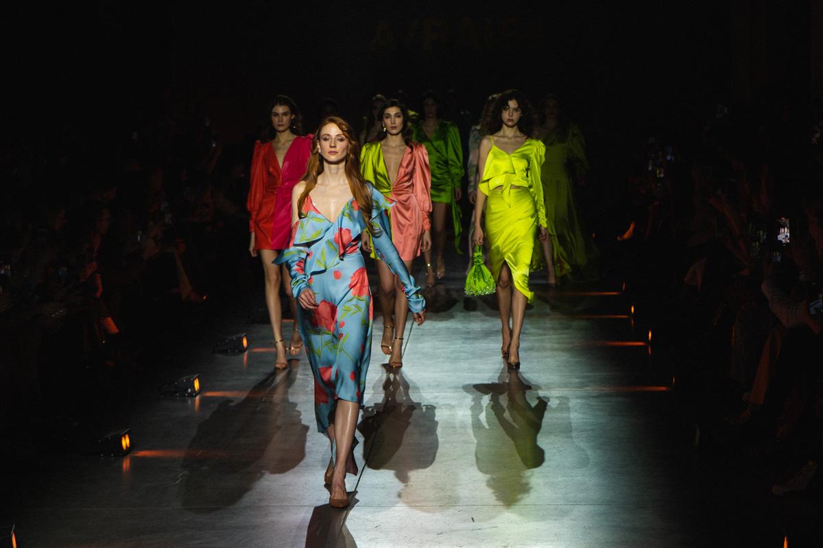 В Киеве стартовала очередная неделя моды