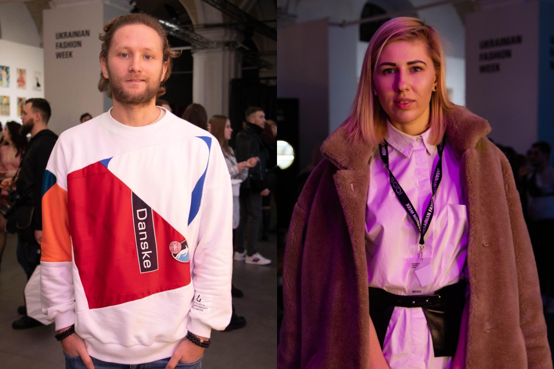 А вот и звездные гости - блогеры Таня Аборонок и Андрей Шатырко