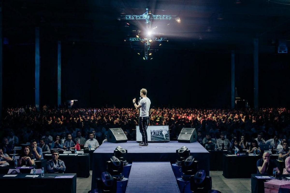 Dream BIG Forum пройдет в Киеве