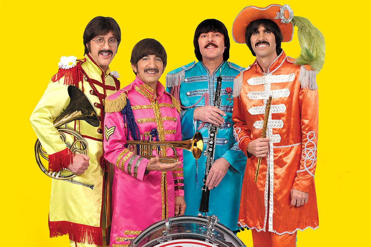 Beatles - классика, которая всегда в тренде