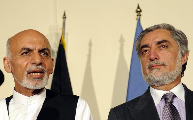 В Афганистане два кандидата в президенты провозгласили себя главами государства
