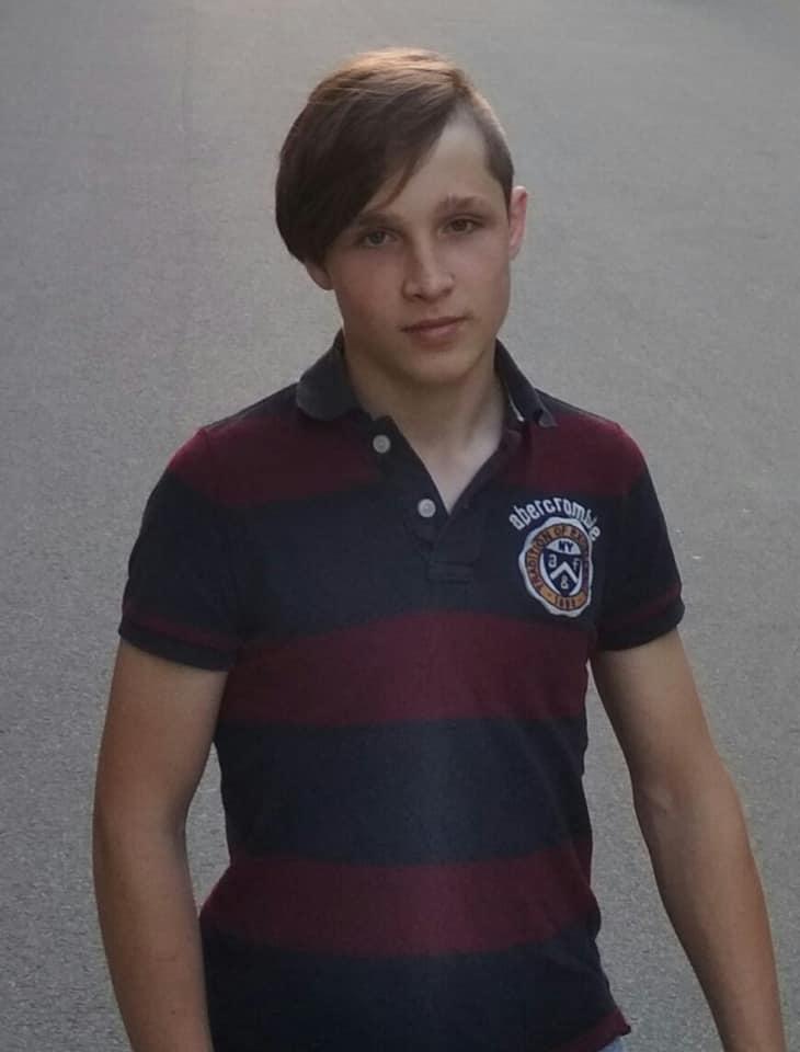 Под Киевом в городе Ирпень ищут 17-летнего Зинченко Владислава