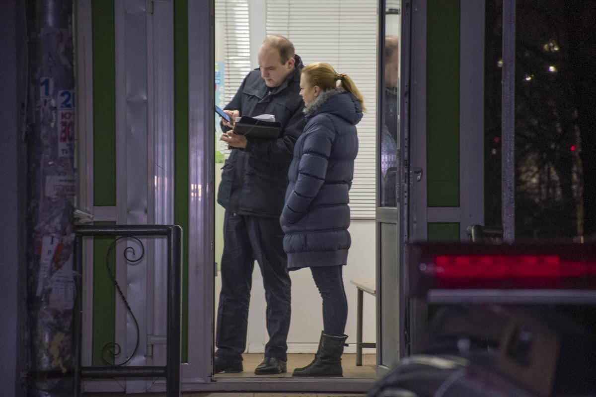 Злоумышленник ударил фармацевта, задул газом директора и украл 17 тысяч гривен из кассы