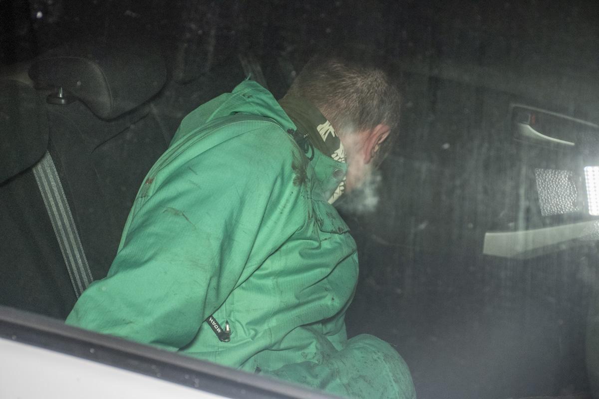 Задержанные подходили по ориентировке за совершение грабежа