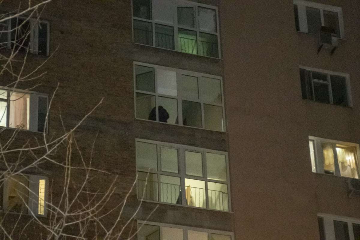 Все случилось в многоэтажном доме на бульваре Леси Украинки