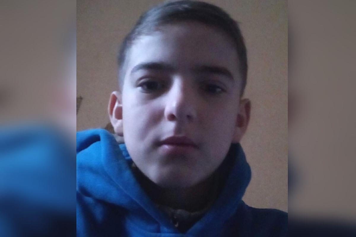13-летний Николай Береговой
