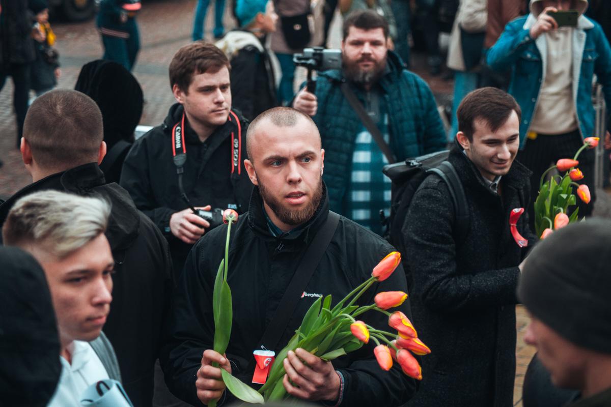 """Марш против абортов """"первооткрывателем"""" среди событий 8 марта"""