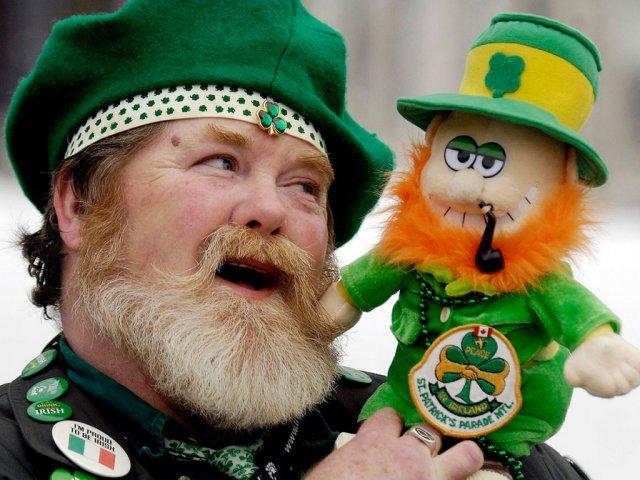 День Святого Патрика - день Ирландии в мире