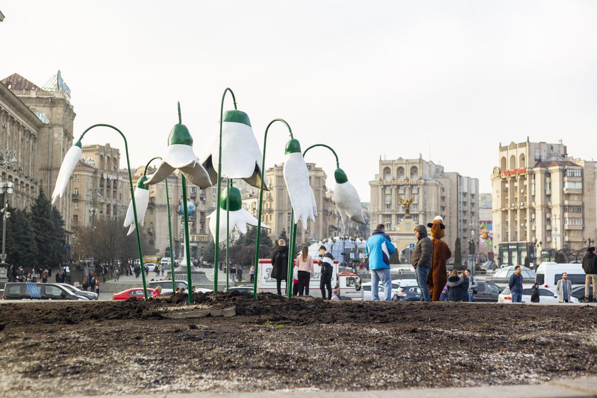 Весна на Майдане